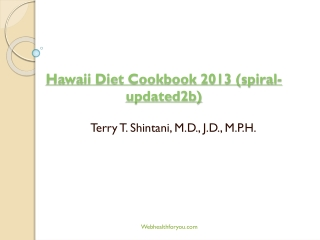 Hawaii Diet Cookbook 2013 (spiral- updated2b)29