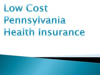 apply for pa health insurance