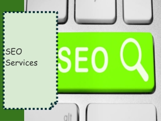 SEO Services- what you need to know