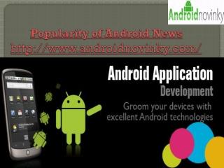 Monetizace Androidu