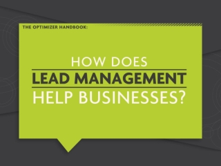 How Does Lead Management Help Businesses?