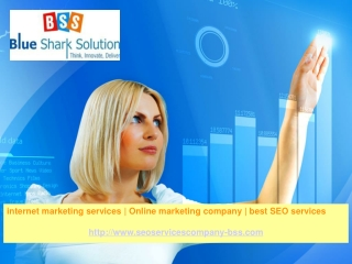 Promote your business website with best SEO services