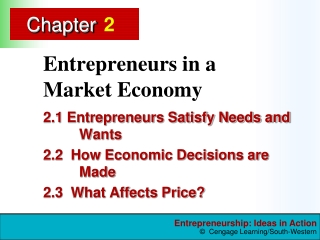the changing global economy and implications for entrepreneurial ...