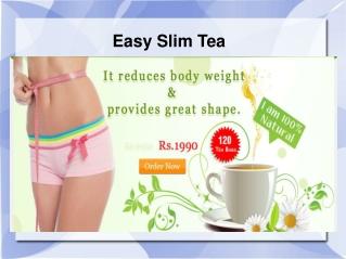 Easy Slim Tea India