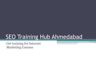 SEO Course Ahmedabad