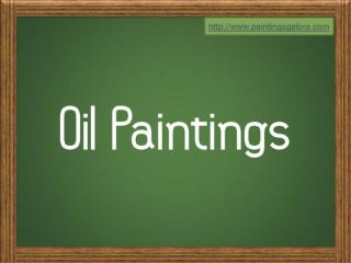 facts about oil paintings