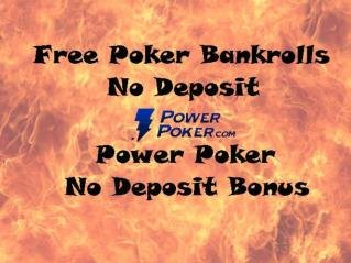 Power Poker No Deposit Bonus Code Review