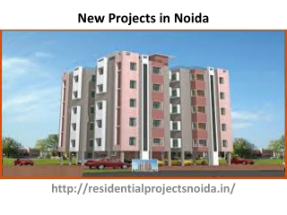 New Projects in Noida