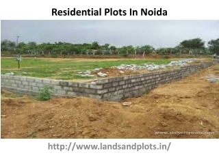 Residential Plots In Gurgaon