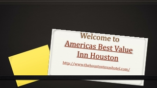 Houston international airport hotel