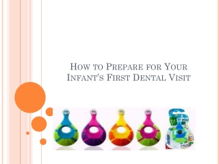 How to Prepare for Your Infant