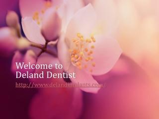 teeth implants in deland