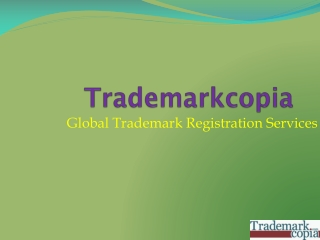 Best Global Trademark Registration Services