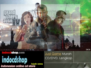 Jual Game Murah By Indocdshop