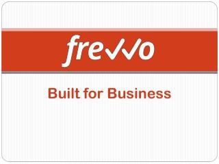 Built for Businesses (Enterprises)