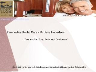 Pediatric Dentist Calgary - Anxiety Free Dentistry