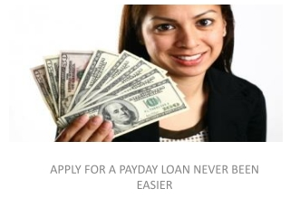 Get Instant Payday Loan Online for Maximum Benefit