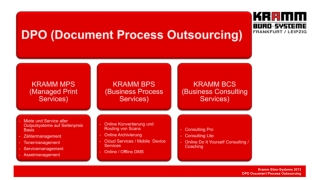DPO Document Process Outsourcing