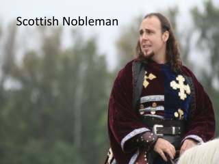 Scottish Nobleman