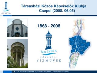 1868 - 2008