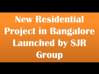 SJR Bren Edgewaters Bangalore Price Plan