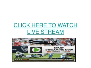 baltimore vs philadelphia live stream nfl preseason week- 1,