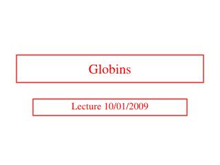 Globins