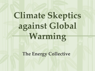 Crown Environmental reviews | Climate Skeptics against Globa