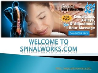 Chiropractor in Phoenix - spinalworks.com