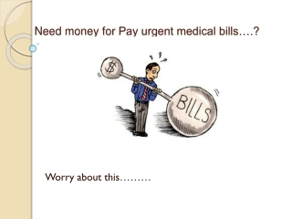 Want Loan Today- Pay Urgent Medical Bills With a Short Term