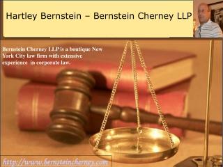 Hartley Bernstein