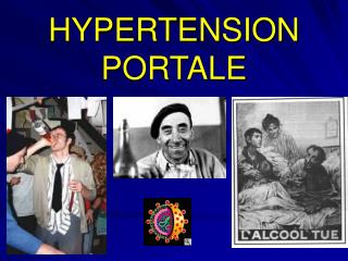 HYPERTENSION  PORTALE