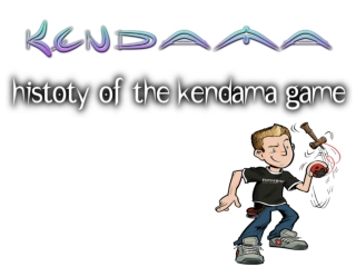 The history of Kendama game and what is Kendama