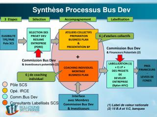Synth se Processus Bus Dev
