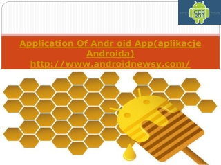 Android network (Sieci Android)