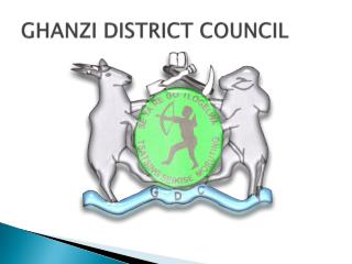 GHANZI DISTRICT COUNCIL