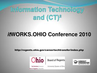 Information Technology and (CT)²