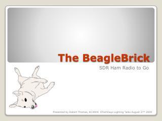 The BeagleBrick