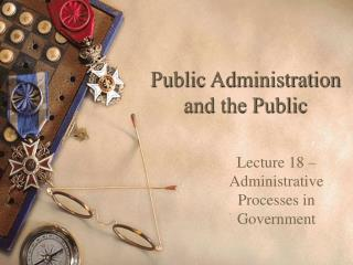 Public Administration and the Public