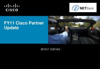 FY11  Cisco Partner Update