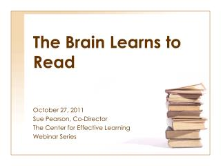 The Brain Learns to Read