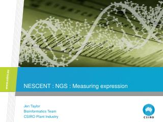 NESCENT : NGS : Measuring expression