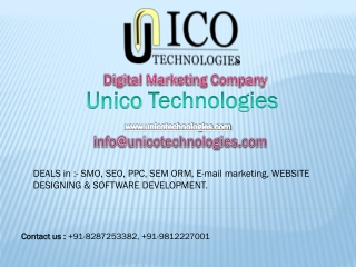 SEO Company In Faridabad - Website Designing  Company In Far