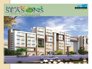 Paras Season Amazing Project with Four Seasons Theme