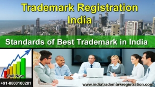 Standards of Best Trademark in India