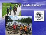 2010 TCBC Leader Forum