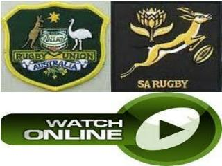 !!watch!! south africa vs australia live tri nations rugby g