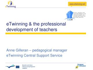 eTwinning & the professional development of teachers