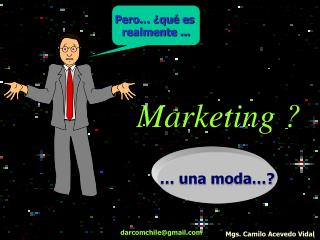Marketing ?