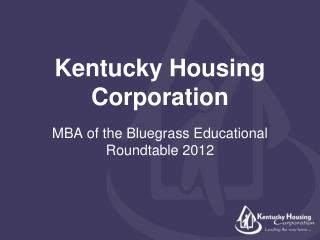 Kentucky Housing Corporation